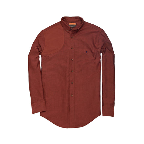 Hunters Shirt - Rust