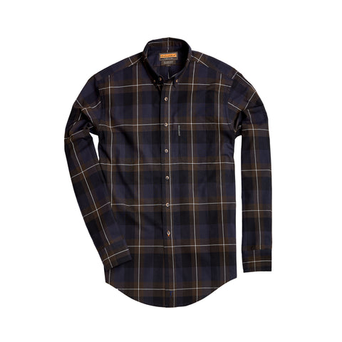 The Scout Shirt w/Pocket, Briar