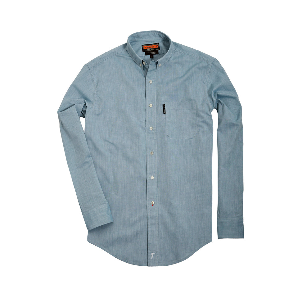 Scout Shirt w/Pocket + Grenada