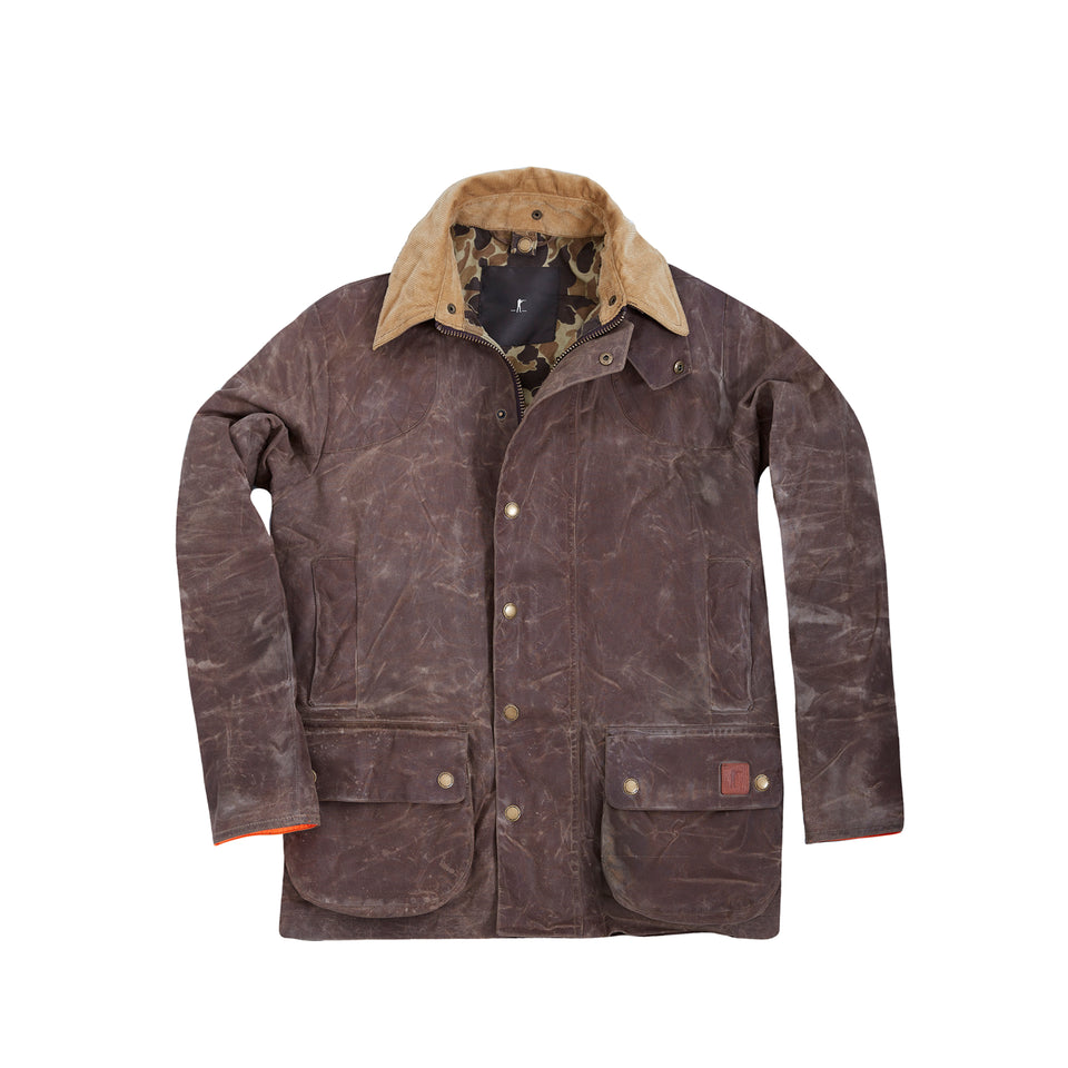 Upland Jacket 2.0 - Dark Oak