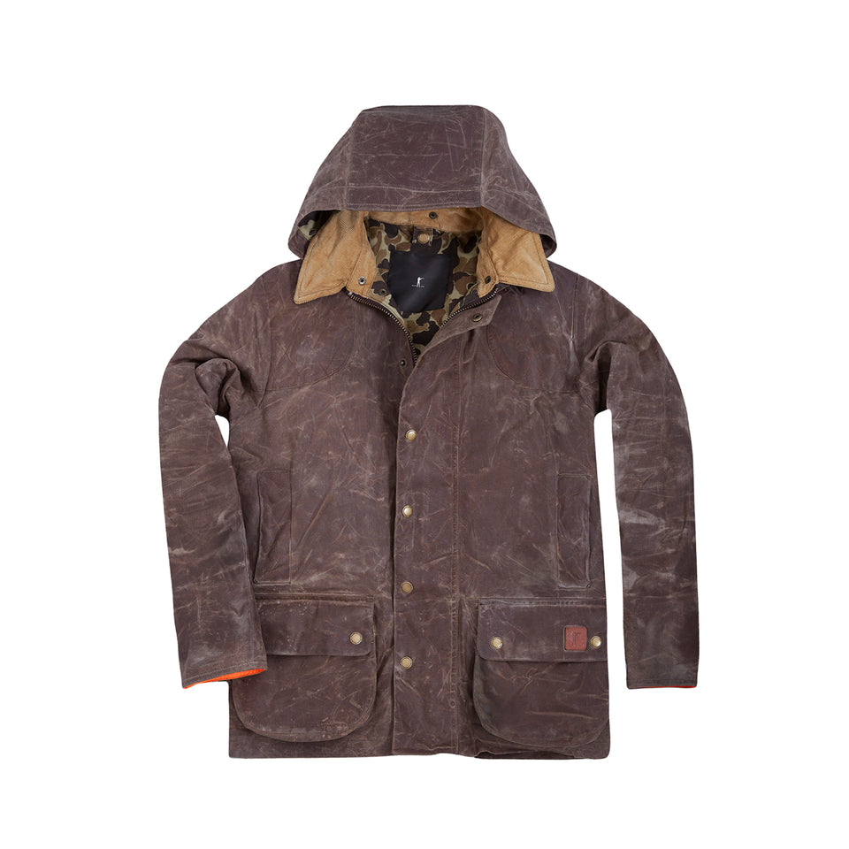 Upland Jacket 2.0 - Dark Oak - Ball and Buck