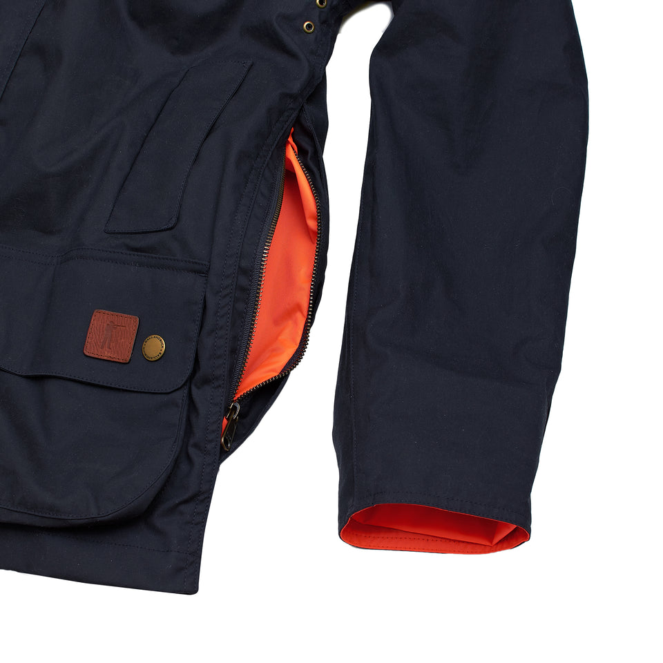 Upland Jacket 2.0 - Navy - Ball and Buck