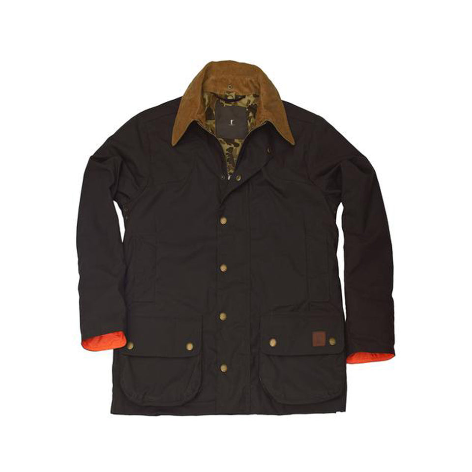 Upland Jacket 2.0 - Chocolate - Ball and Buck