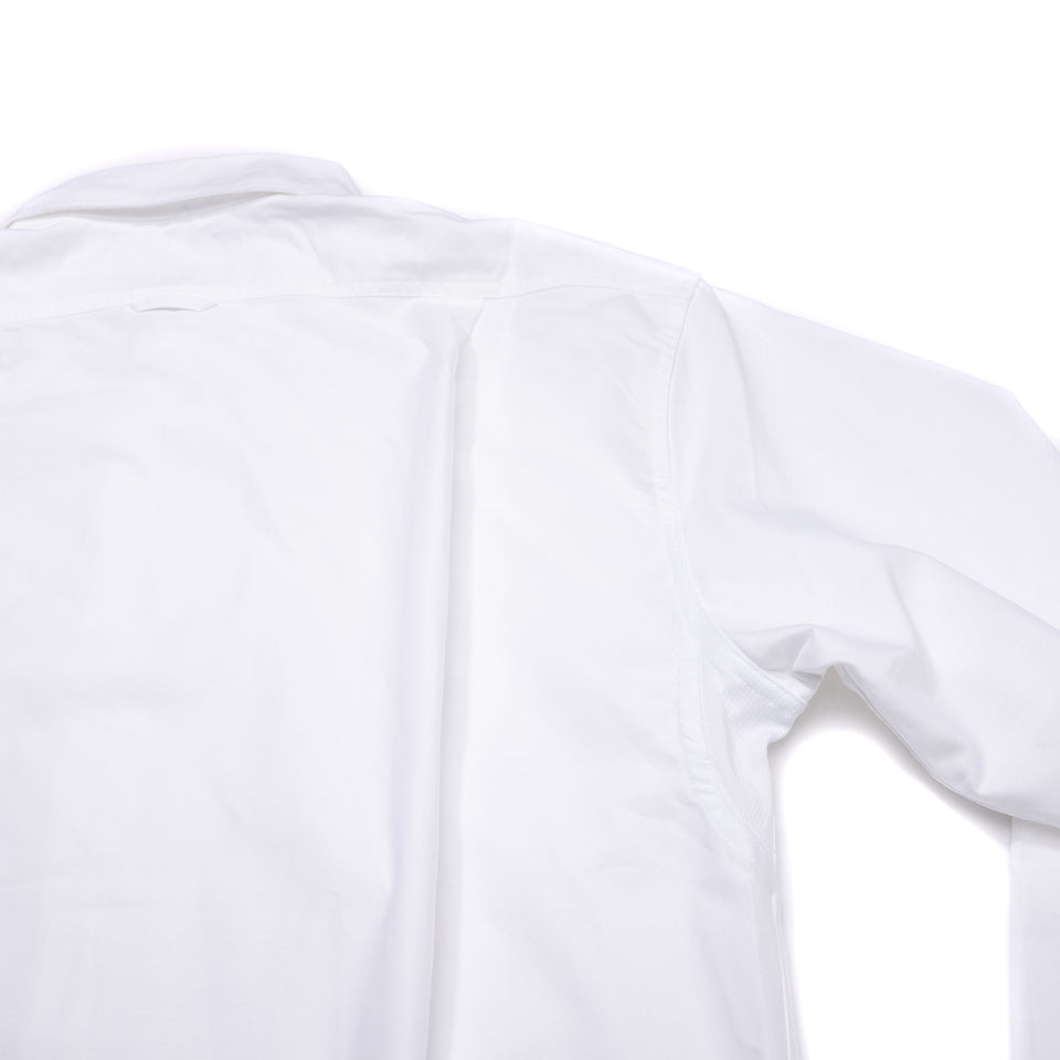 Sportsmans Shirt - White Oxford - Ball and Buck