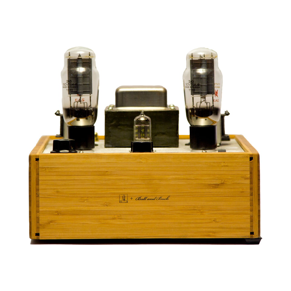 Ball and Buck X Bottlehead Tube Amplifiers - Ball and Buck