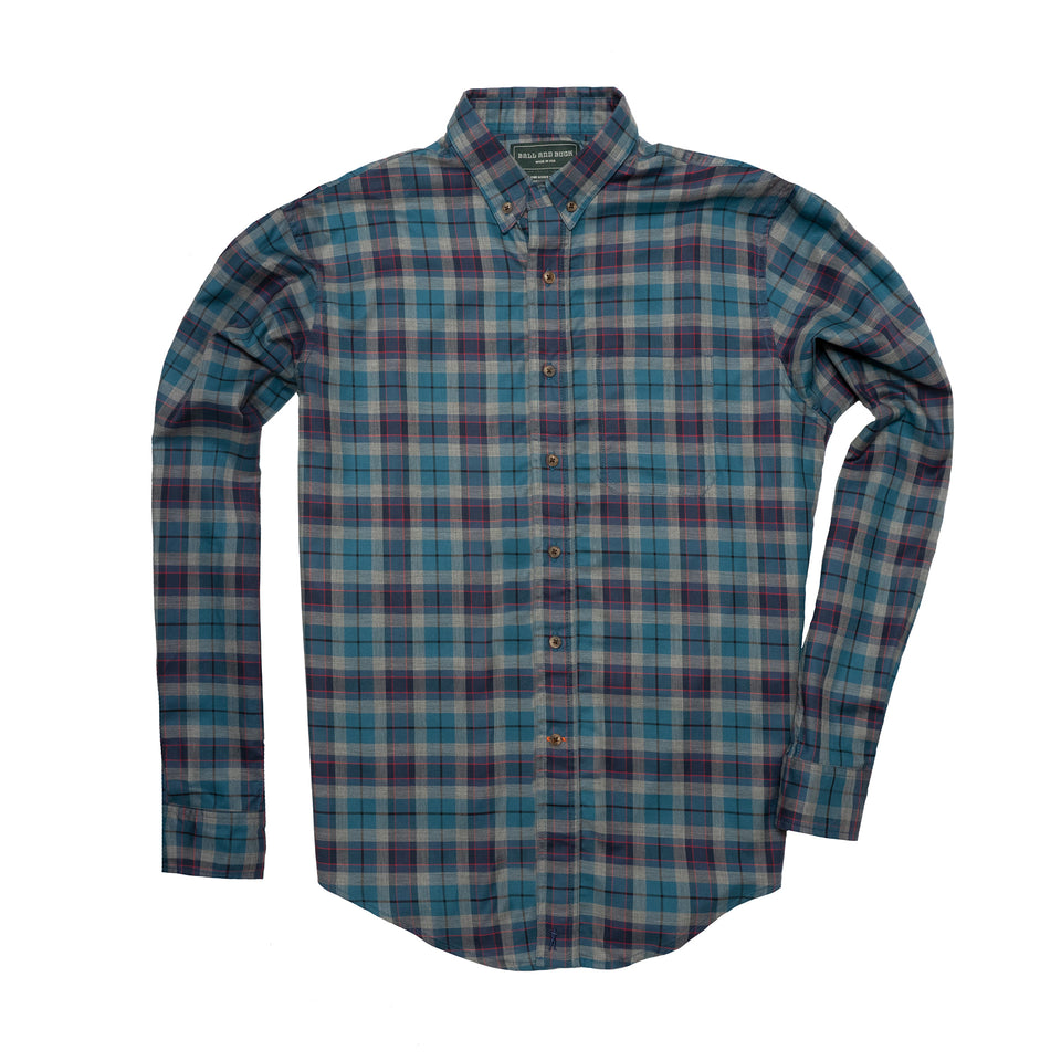 Scout Shirt 2.0 - Breckenridge - Ball and Buck