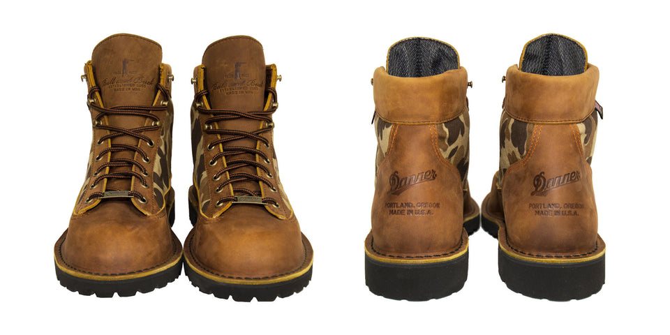 Danner x Ball and Buck Light - Ball and Buck