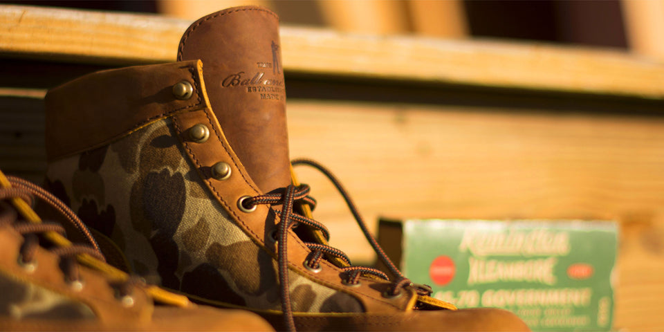Danner x Ball and Buck Light