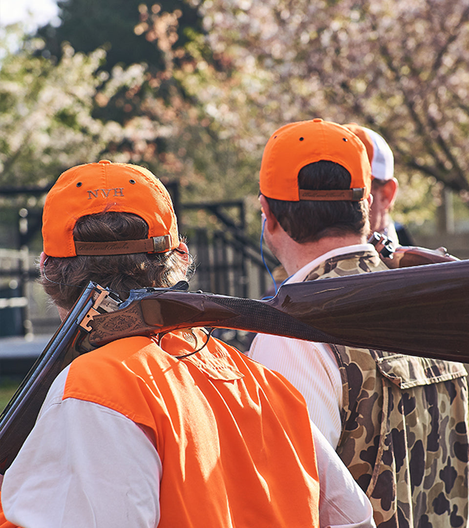 Signature Expedition | Georgia Quail Hunt Spring 2020 - Ball and Buck