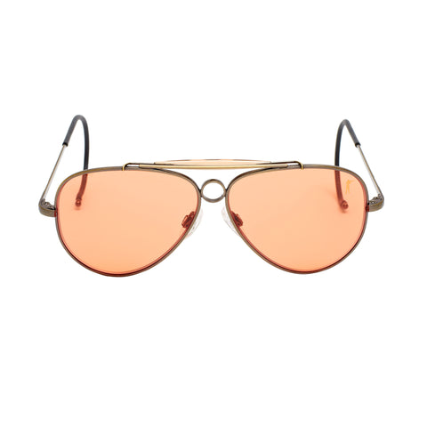 Hunters Sunglasses - Antique Brass - HD PC - featured image