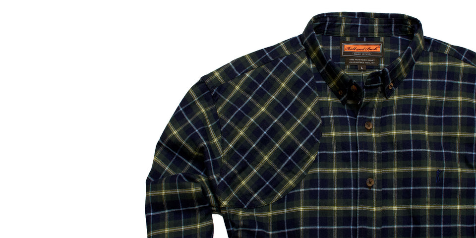 Hunters Shirt - Ridge - Ball and Buck