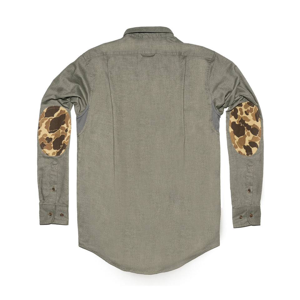 Hunters Shirt 2.0 - Aspen - Ball and Buck