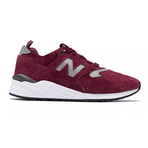 New Balance M999RTG - Burgundy with White - featured image