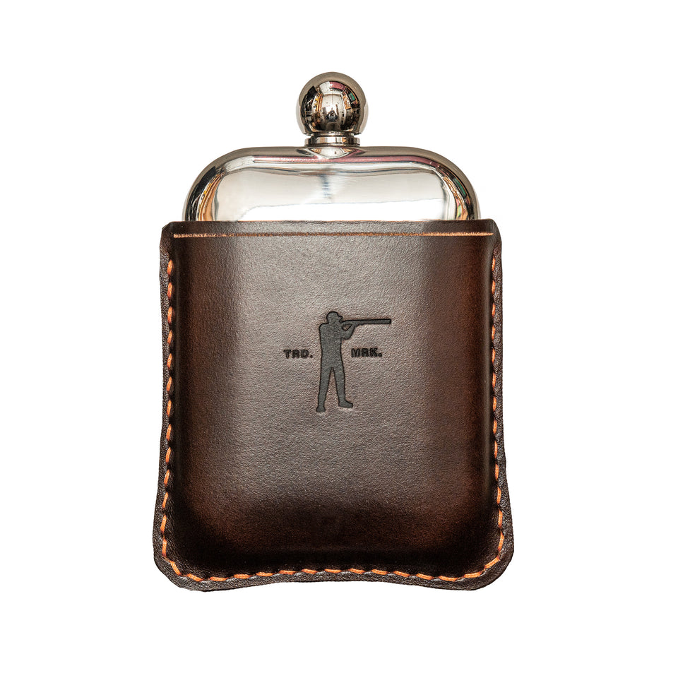 Roger Flask - Hickory - Ball and Buck