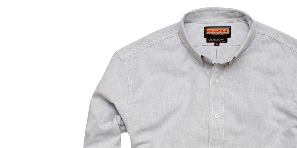 Scout Shirt - Gunsmoke
