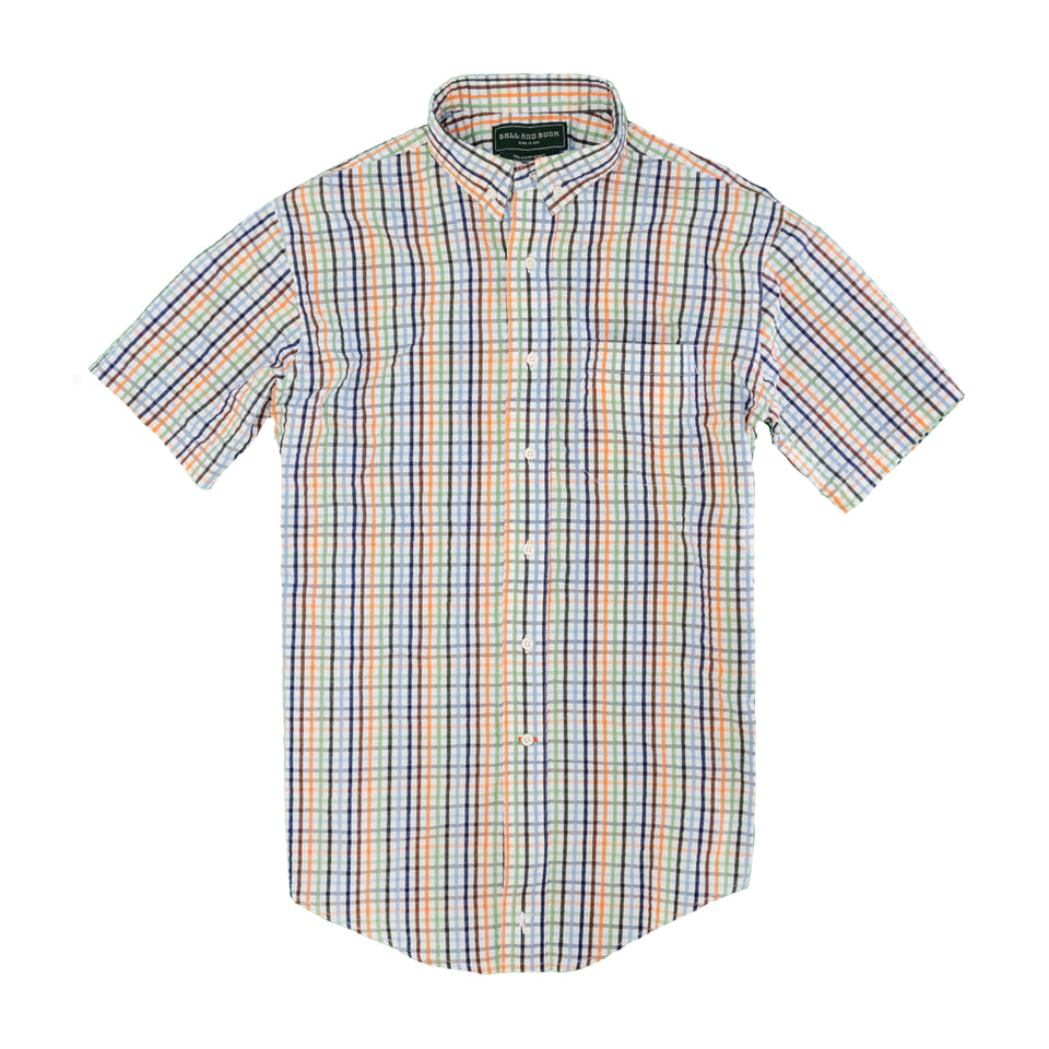Scout Shirt - Short Sleeve Montauk