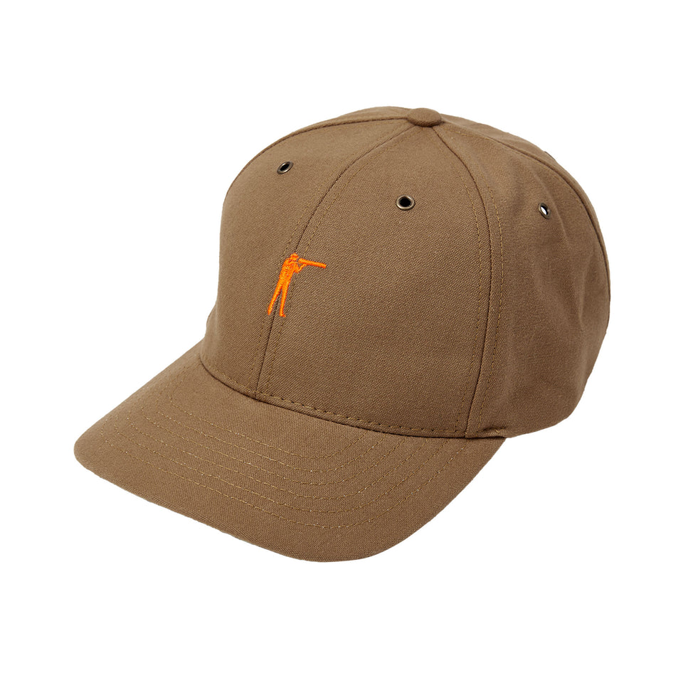Signature Canvas Hat - Ball and Buck