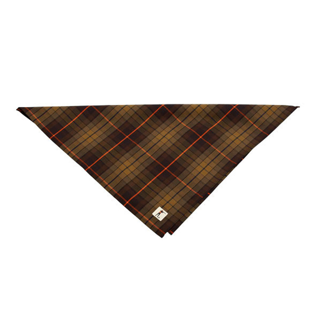 The Signature Plaid Bandana