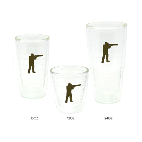 Ball and Buck Tervis Tumbler, Olive