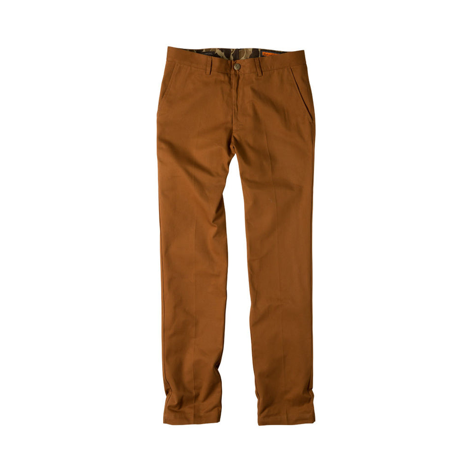 6 Point Pant - Nutmeg 1.0