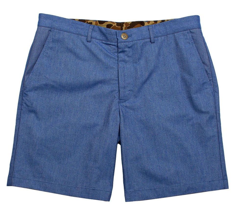 6 Point Short - Chambray - Ball and Buck