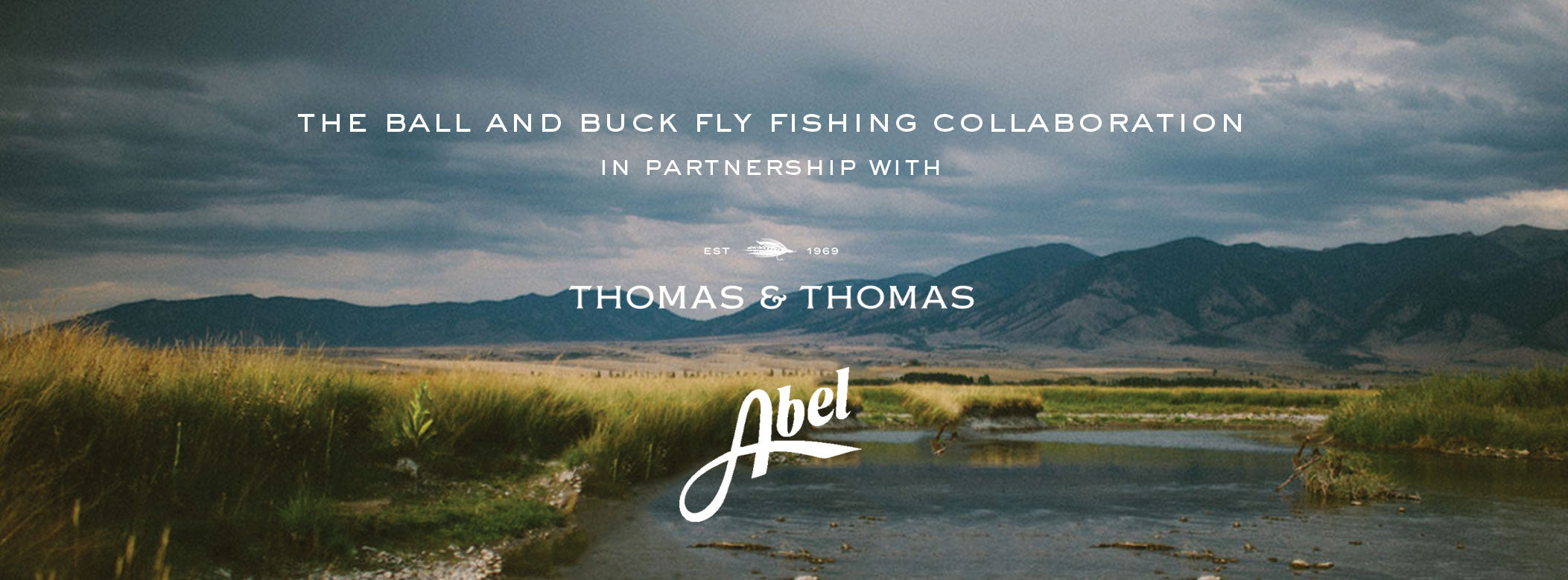 The Ball and Buck Fly Fishing Collaboration