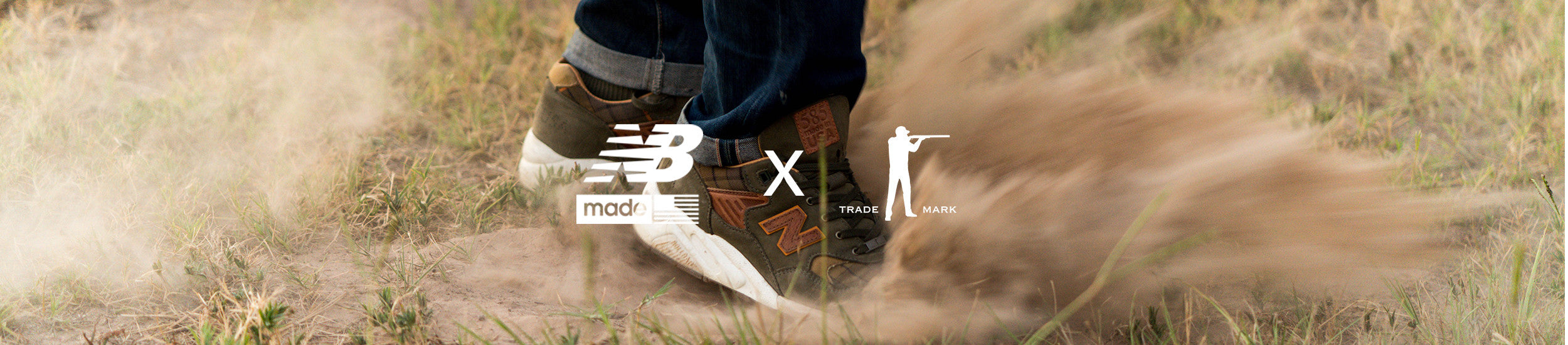 New Balance x Ball and Buck Collaboration
