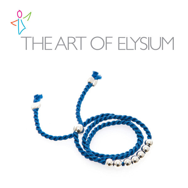 Art of Elysium Friendship Bracelet (Silver)