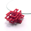 [SharingDiscount] Small Squared Pendant - Melissa Borrell Design