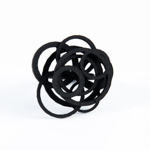 Open Circle Ring - Melissa Borrell Design