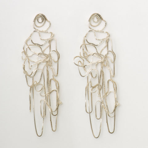 Mountain Earrings - Melissa Borrell Design