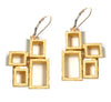 Small Mosaic Dangles - Melissa Borrell Design
