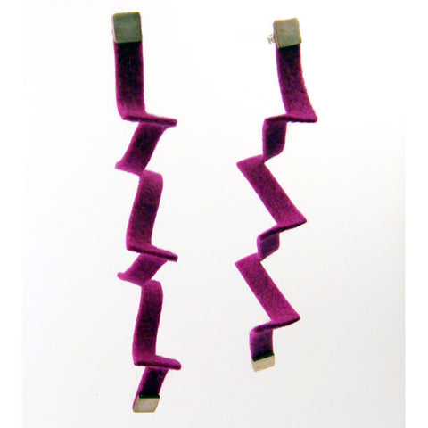 Expanding Earrings - Melissa Borrell Design