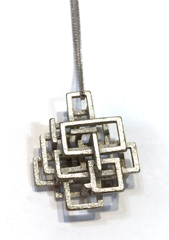 Mini Circuit Pendant - Melissa Borrell Design