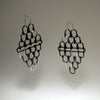 U Link Earrings - Melissa Borrell Design