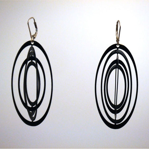 Orbit Earrings - Melissa Borrell Design