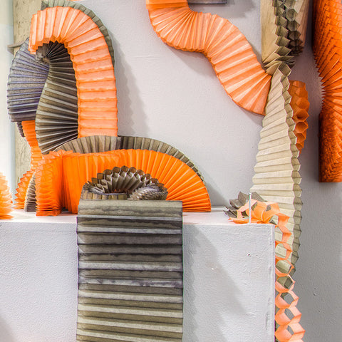 Accordion Installation