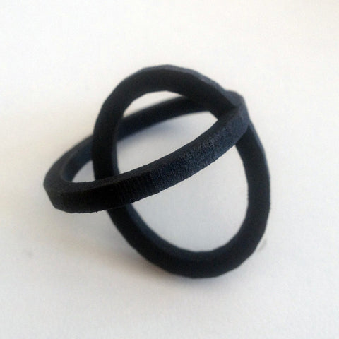 Double Oval Ring