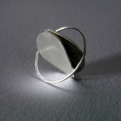 Eclipse Ring - Melissa Borrell Design