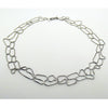 Narrow Topography Necklace - Melissa Borrell Design