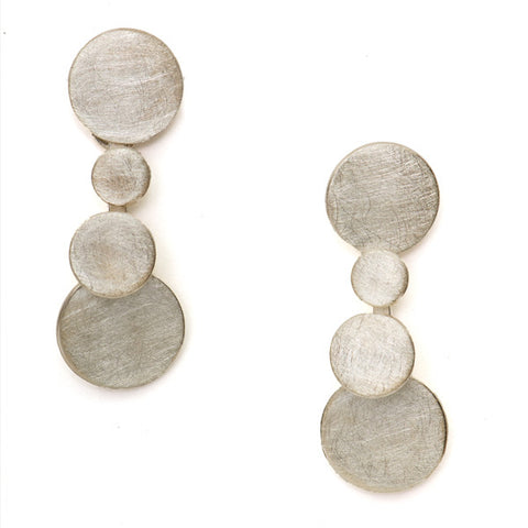 Bubble Dangle Earrings - Melissa Borrell Design