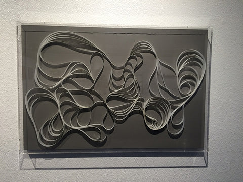 Wave in plexi - Melissa Borrell Design