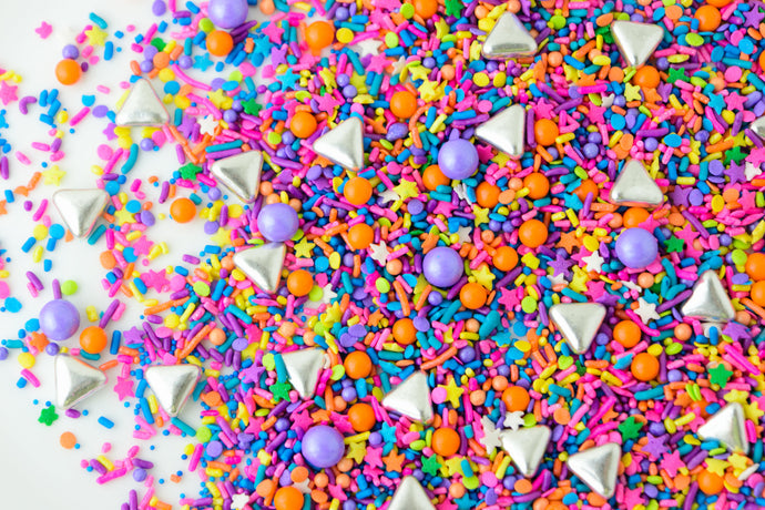 Piñata Party Sprinkle Blend