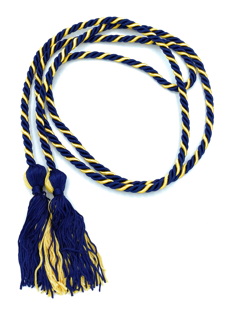 Navy/Gold Honor Cords