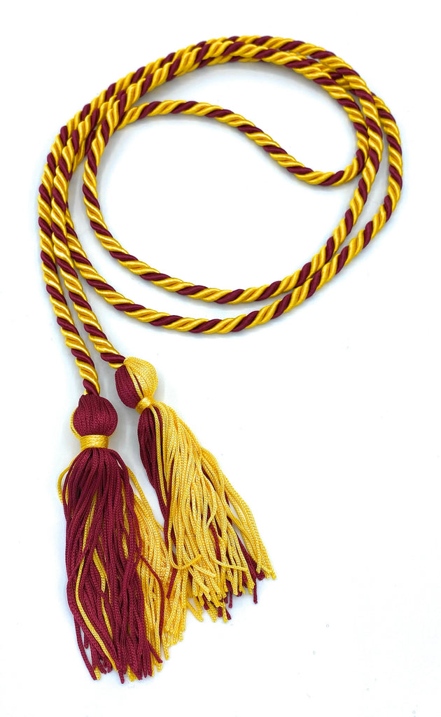 Gold/Maroon Honor Cords