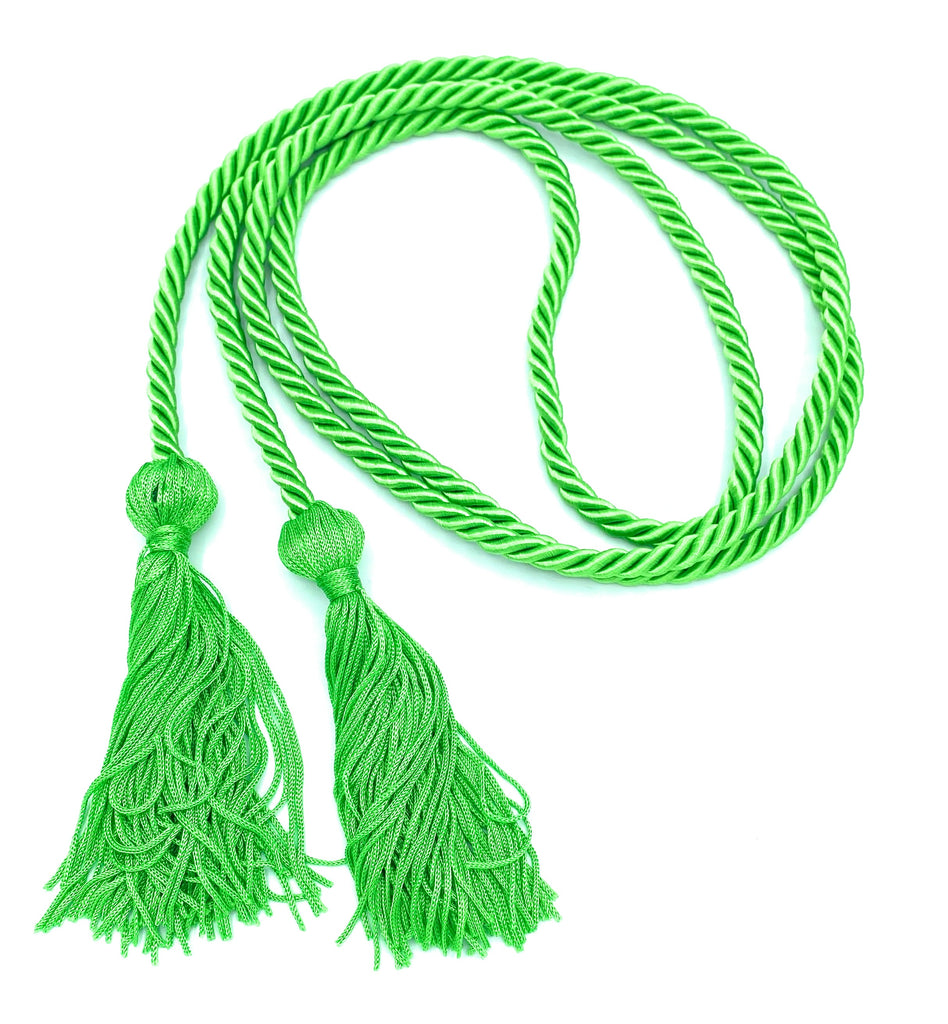 Lime Green Honor Cords