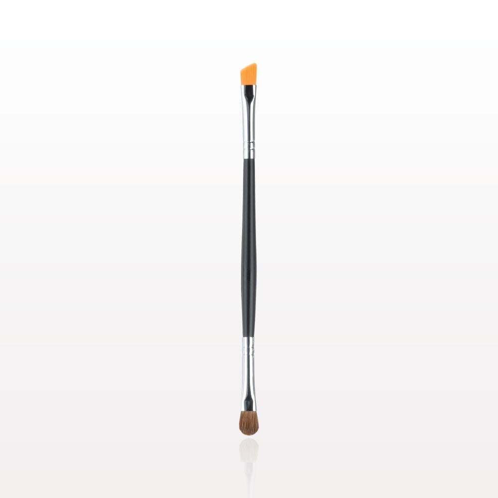 Double Duty Shadow Liner and Eye Shadow Fluff brush