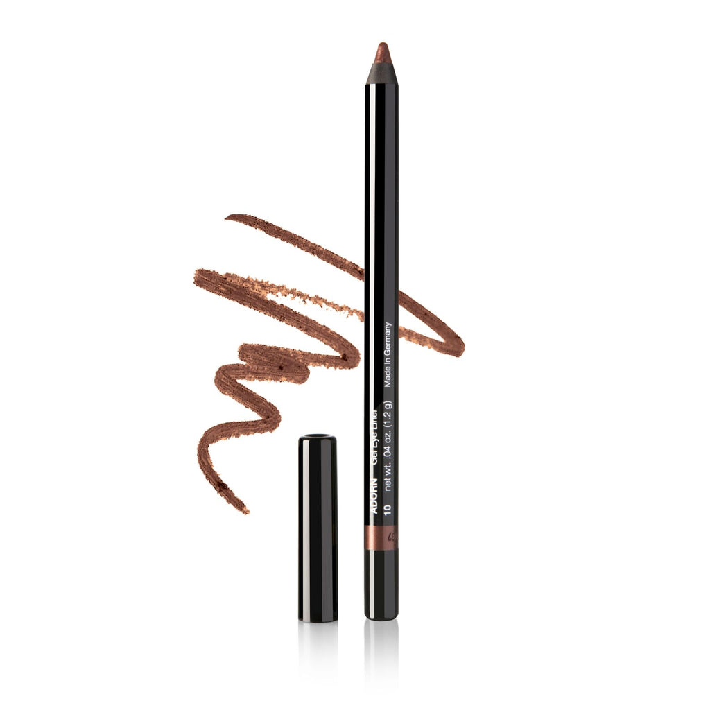Gel Eye Liner Pencil in ADORN--A  Perfectly Gorgeous Brown!