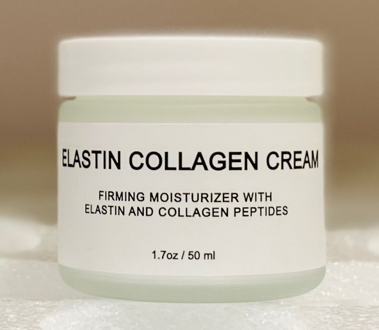 Elastin Collagen Cream BACK IN STOCK!