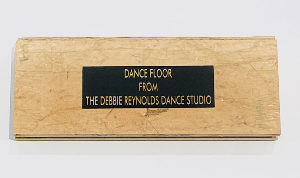 "Debbie Reynolds Studio ""D"" Section of the Dance Floor"